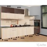 Новая кухня Дуэт-5 длина 2800мм г. Волжск, Екатеринбург