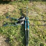 лыжи,лыжные ботинки,лыжные палки, Екатеринбург