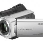 Цифровая видеокамера Sony DCR-SR45E новая, Екатеринбург