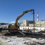 Бурение отверстий от 500 до 1200 мм под сваи, Екатеринбург