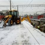 Аренда Экскаватора JCB.Погрузка-Чистка снега, Екатеринбург