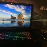 Игровой ноутбук ASUS Rog GL753VD, Екатеринбург