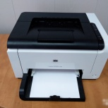Принтер нр LaserJet 1025 color, Екатеринбург