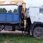 Манипулятор Камаз 53212, Екатеринбург