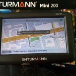 Навигатор автомобильный Shturmann Mini 200, Екатеринбург