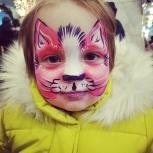 Аквагрим на Ваш праздник, Екатеринбург