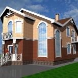 Проект дома, коттеджа, Екатеринбург
