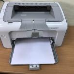 Принтер HP LaserJet P1102, Екатеринбург