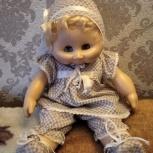 Кукла российского производства длина 45 см, Екатеринбург