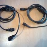 Сетевой кабель для подключения системных блоков, мониторов, оргтехники, Екатеринбург