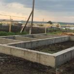 Строительство фундаментов на буронабивных сваях, Екатеринбург