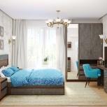 Модульная спальня Леон (Ник-м), Екатеринбург