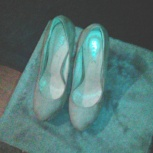 Продам бежевые туфли на шпильке, Екатеринбург