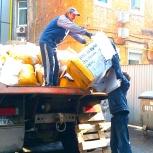 Вывозим строительный мусор.Спецтехника.Аренда Газели,Камазы. Ломовозы!, Екатеринбург