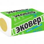 Базальтовый утеплитель Эковер Экофасад 1000х600х50, Екатеринбург
