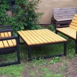 Наборы уличной садовой мебели, Екатеринбург
