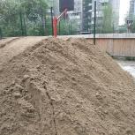 Песок речной Камышловский, щебень, отсев, скала., Екатеринбург