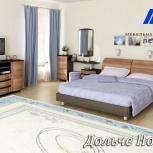 Спальня Дольче нотте-16, модульная (ЛР), Екатеринбург