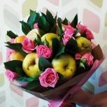 Букет из фруктов на день рождения, Екатеринбург