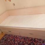 Кровать с выдвижными ящиками, Екатеринбург
