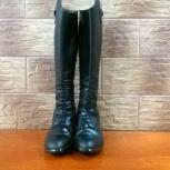 Продам кожанные сапоги Tattini (Италия) для конного спорта, Екатеринбург