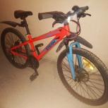 Классный велосипед для ребёнка 8-12 лет Stern attack 24 sport., Екатеринбург