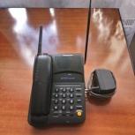 Продаю телефон беспроводной Panasonic KX-TC1225RUB, Екатеринбург