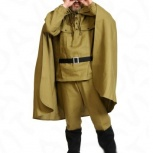 Военный Костюм Командир взрослый размер 48-58. арт. 1086, Екатеринбург