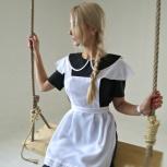 Продам комплект школьное платье и фартук, Екатеринбург