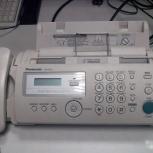 Телефон-факс Panasonic KX-FP207, Екатеринбург