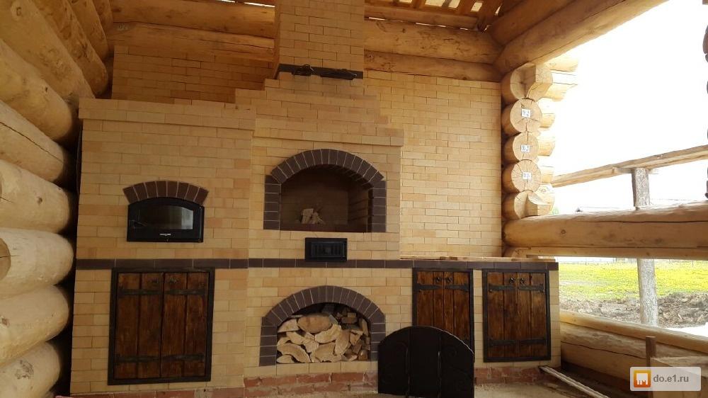 Заявки на строительство печей каминов барбекю в брянске где можно купить декоративные и электрические камины