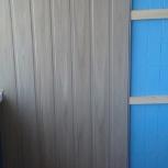 Отделка стен пластиковыми панелями пвх, Екатеринбург