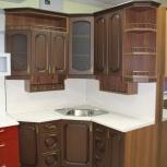 Кухня на заказ Классика угловая (Финист), Екатеринбург