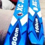 Поменяю, продам лыжи 160см на 190-200см классическое крепление беговые, Екатеринбург