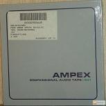 Лента для катушечных магнитофонов - AMPEX 631, 366 m, USA, Екатеринбург