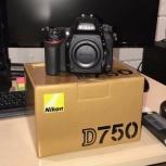Nikon D750 DSLR камеры, Екатеринбург