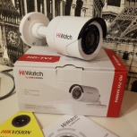 2 Мп уличная камера HiWatch DS-T200 2,8 мм, Екатеринбург