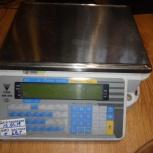 Весы DIGI SM-300 с печатью этикетки, Екатеринбург