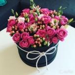 Цветы в коробке, Екатеринбург