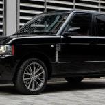 Автомобиль  Range Rover с водителем, Екатеринбург