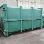 Пресс-компактор для мусора и отходов, Екатеринбург