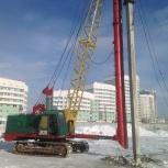 Свайные работы, Екатеринбург