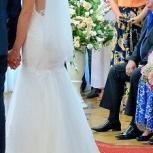 Свадебное платье с шлейфом, Екатеринбург