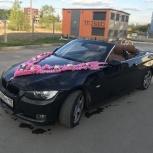 Кабриолет на свадьбу, авто с водителем в аренду, Екатеринбург