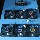 Aerocool Strike-X X-1000 and DEEPCOOL WIND BLADE 120, Екатеринбург