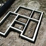 Строительство частных домов, фундаментов., Екатеринбург
