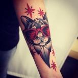 Татуировка, Екатеринбург