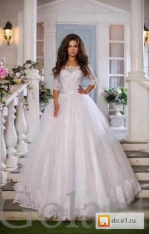 f6021e53d Новое свадебное платье, фата в подарок , фото. Цена - 5000.00 руб ...