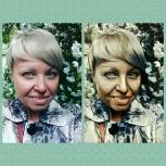 Арт-портреты по фото, Екатеринбург