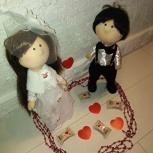 Свадебные интерьерные куклы, Екатеринбург